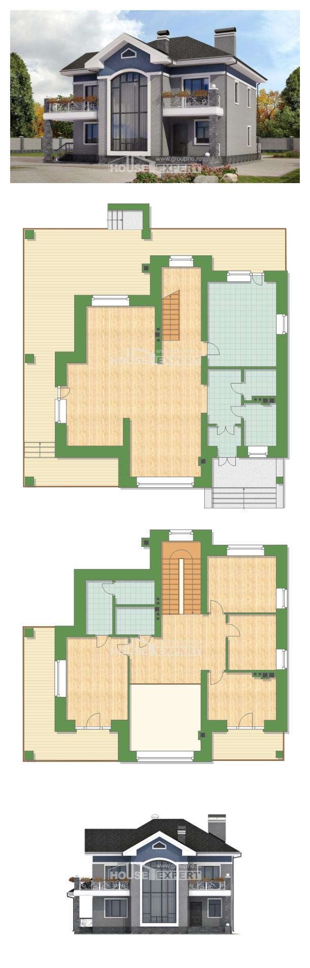 Проект дома 200-006-Л   House Expert